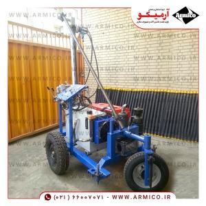 دستگاه حفاری ارس 400 آرمیکو